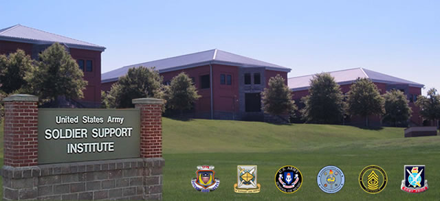 Adjutant General School, Fort Jackson South Carolina